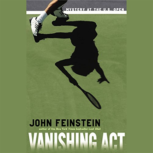 Vanishing Act cover art