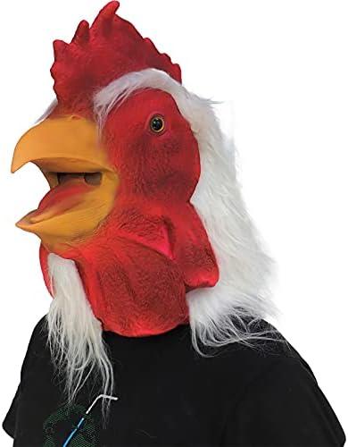 Chicken head costume _image3