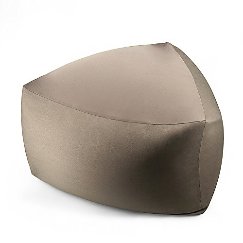 L-R-S-F Bean Bag Lazy Couch Simple Recliner Triangle Chambre Tissu Canapé Chaise (Couleur : C)
