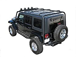 Trail FX J029T Jeep Roof Rack