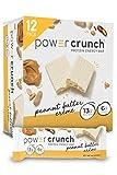 power crunch wafers peanut butter creme 12 bars, peanut butter creme, 12