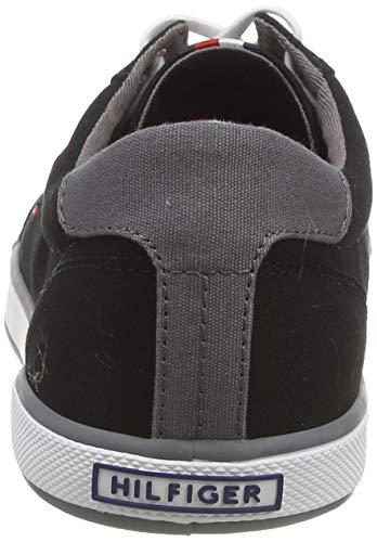 Tommy Hilfiger Herren Sneakers, Schwarz - 6
