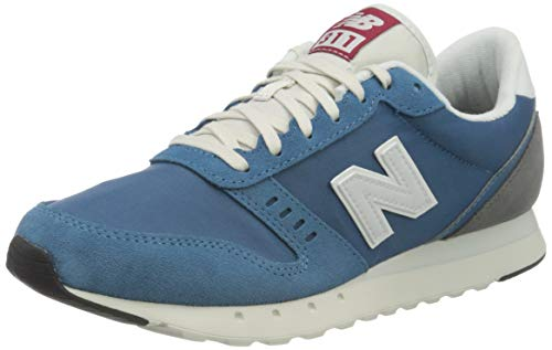 New Balance 311 Core, Basket Femme, Bleu (Light Blue), 40.5 EU