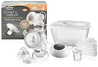 Tommee Tippee Closer to Nature Electric Breast Pump BPA Free Brand New &Improved