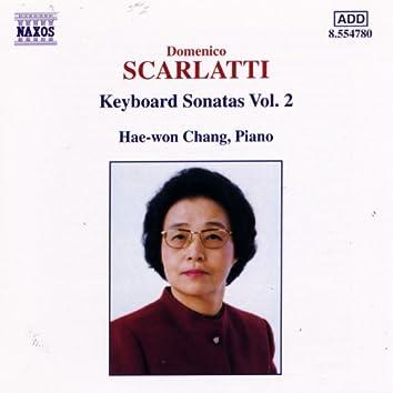 SCARLATTI, D.: Keyboard Sonatas, Vol. 2