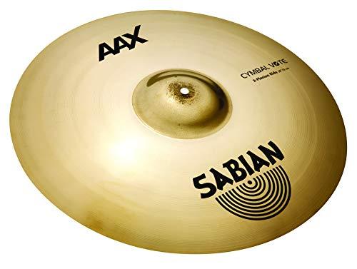 "Sabian AAX 20"" X-Plosion Ride Cymbal, Brilliant Finish (2201287XB)"