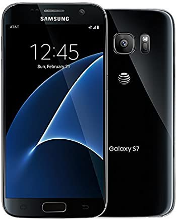 Samsung Galaxy S7 G930A 32GB Black Onyx - Unlocked GSM...