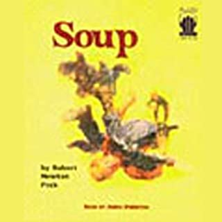 Soup audiobook cover art