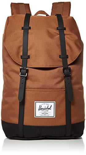 Herschel Retreat Backpack Saddle Brown/Black
