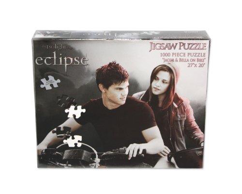 JACOB & BELLA MOTO PUZZLE ECLIPSE (CREPUSCULO)