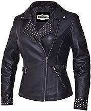 Unik International Ladies Derringer Lambskin Leather Jacket 3XL