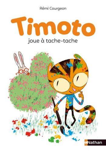 Timoto joue à tache-tache - Album dès 4 ans