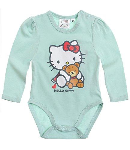 Hello Kitty Body bebé - Azul - 18M