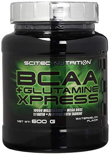 SCITEC BCAA+GLutamine Xpress - 600 g - Watermelon