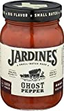 Jardine's 7J Ranch Ghost Pepper Salsa, XXX Hot, 16 Ounce