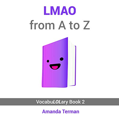 LMAO from A to Z audiobook cover art