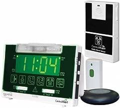 Harris Communications HC-CA360-C2 CentralAlert Alarm Clock with Audio Sensor