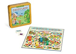 Guys love tin board games as traditional 10th anniversary gift ideas for him