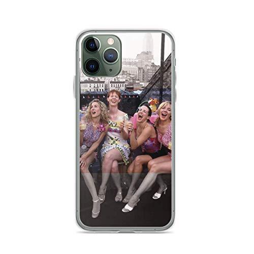 Compatibile con Samsung/iPhone 12/11/X/XR/7/Xiaomi Redmi 9A/Note 9/10/8 Pro Custodie Sex and The City Custodie per Telefoni Cover