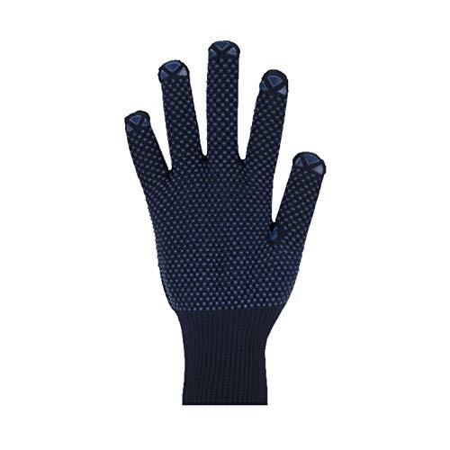 ASATEX Feinstrick-Handschuh 3688, blau/blau, Gr. 8 (12 Paar)