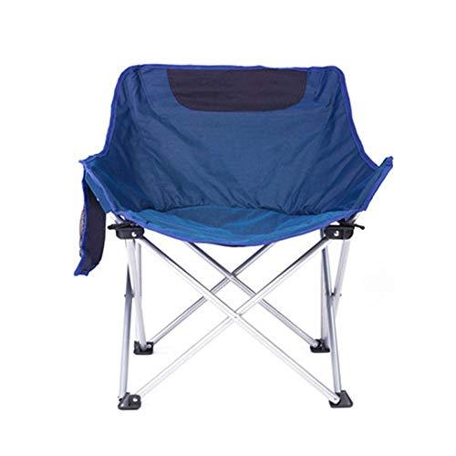 Klappbarer Campingstuhl Mit Hoher Rückenlehne, Rücken- / Lendenwirbelstütze Im Freien, Leicht, Strapazierfähig, Für Camping Wandern Gaming Backpacking Sportjagd,B
