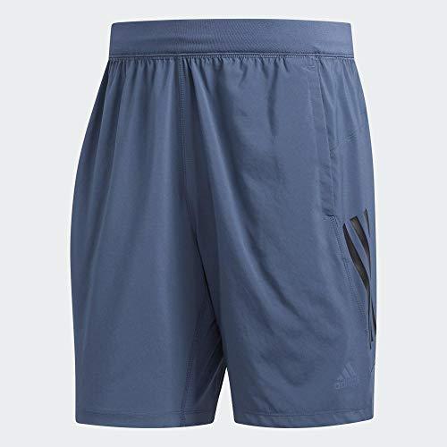 adidas Performance 4k_tec Z 3wv 8 Shorts Men Black - L - Shorts/Bermudas Shorts
