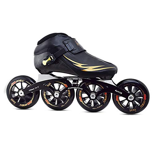 Why Should You Buy Speed skating shoes racing shoes, children's adult professional roller skating sh...