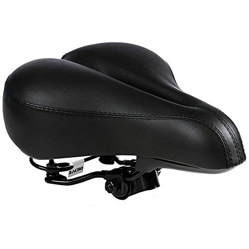 Zacro Gel Bike Saddle - BS053 Dual Spring