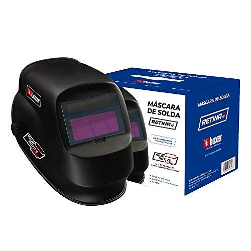 Máscara de Solda Escurecimento Automático Din 11 Boxer Retina 1.0 Fx 7005002