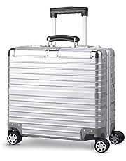 TABITORA(タビトラ) スーツケース 機内持込 小型 超軽量 アルミフレーム キャリーバッグ ビジネス出張 TSAロック 静音 8輪【安心一年】