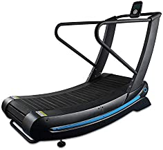 Eyelashes Dance Fitness Curved Treadmill Unpowered Treadmill Commercial Gym Concave Curved Treadmill