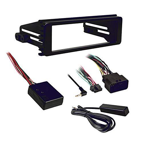 Metra 99-9613 Adapter Set zur Radio-Nachrüstung, geeignet für Harley-Davidson 1998-2013 (FL mit Verkleidung)