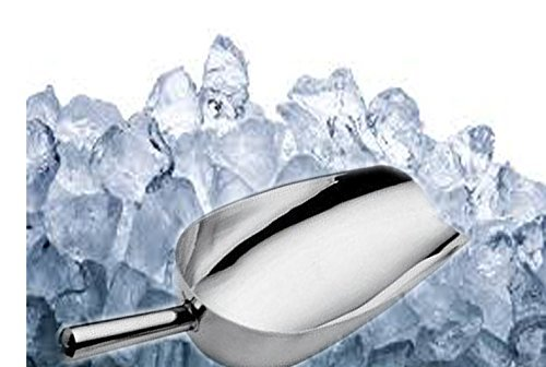 saanvi creations Stainless Steel Ice Scoop