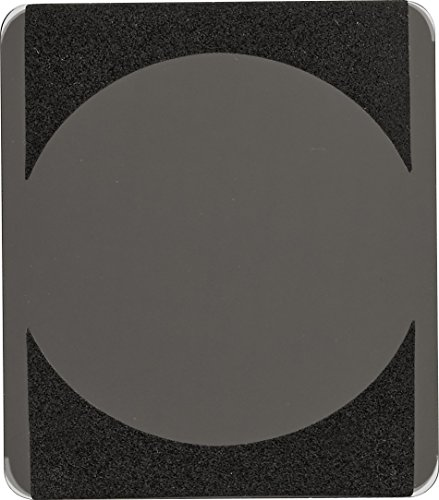 Rollei Profi Rechteckfilter - Neutralgraufilter aus echtem Schott-Glas - ND 8 (3 Stops) für 70 mm