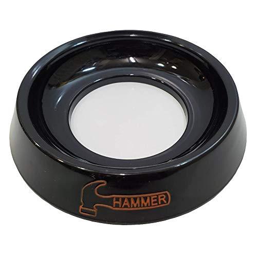 HAMMER EBONITE ボールカップ ボウリングボール台 (ハンマーブラック)