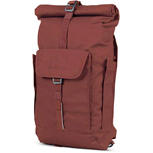 Millican Smith Roll Pack 15L WP Backpack, red