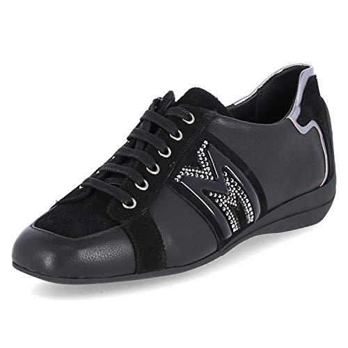 Mania Sneaker LAS Vegas Größe 38.5 EU Schwarz (Schwarz)