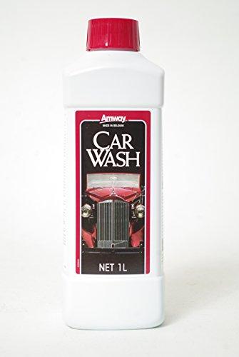 Preisvergleich Produktbild Autopflegepaket: SILICONE GLAZE Autopolitur 500 ml + AMWAY Car Wash Autoreinigungsmittel 1000 ml