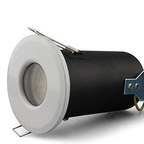 Downlight GU10 encastré au plafond et résistant au feu - Par LED ME® IP65