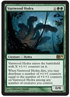 Magic: the Gathering - Vastwood Hydra (198/249) - Magic 2014