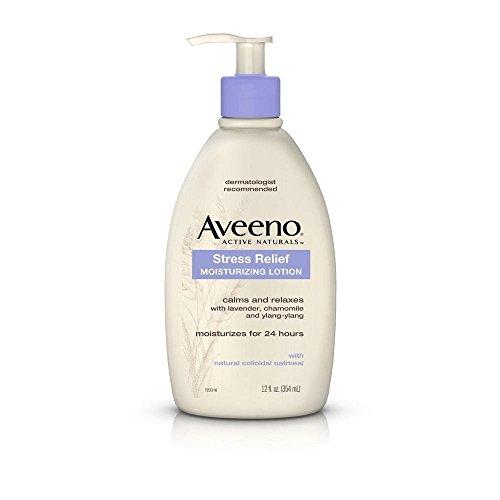 AVEENO Active Naturals Stress Relief Moisturizing Lotion 12 oz by Aveeno