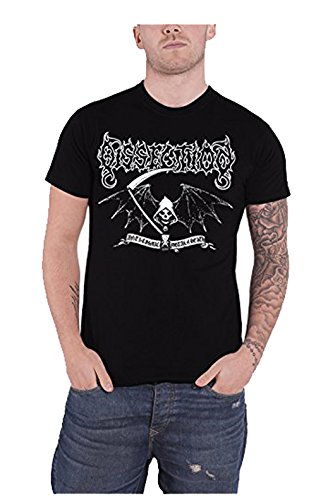 Official Merchandise Band T-Shirt - Dissection - Reaper // Größe: XL
