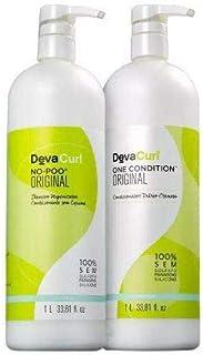 Kit Deva Curl No-poo E On Condition De1 Litro
