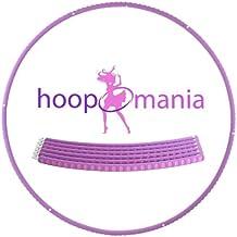 Hoopomania Professionele hoop, Hula Hoop met metalen kern en schuimstof coating, 1,1 kg