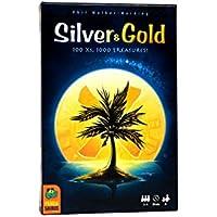 Pandasaurus Silver & Gold Board Game