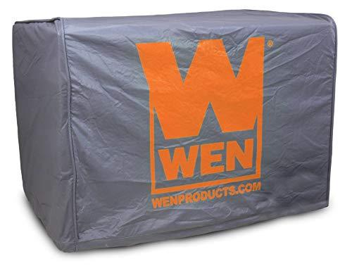 WEN 56310iC Universal Weatherproof Inverter Generator Cover, Large, Grey