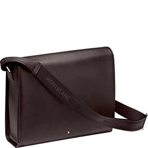 Montblanc Borsa Messenger, marrone (marrone) - 114454
