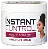 Instant Control Edge & Braid Gel Max. Hold 4 oz.