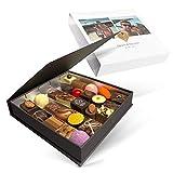 Caja de regalo de lujo con bombones - San Valentín - 25 piezas