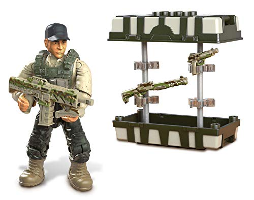 Mega Construx - Call of Duty Black Series - Desert Mission Weapon Crate GKW20